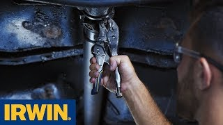 VISE-GRIP® Makes Most Jobs Easier
