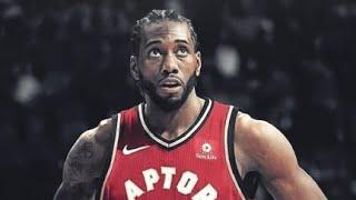 Kawhi Leonard WARMING UP To The Toronto RAPTORS?!!