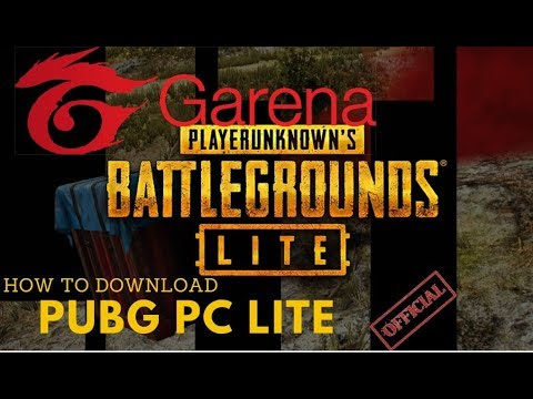How To Download Pub Pc Lite Official Garena Youtube