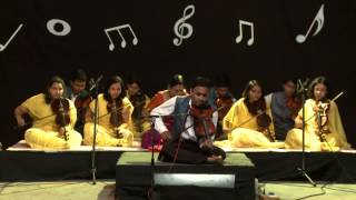 Download Video Raag Jog Fusion by  Gurukrupa Violin Group MP3 3GP MP4