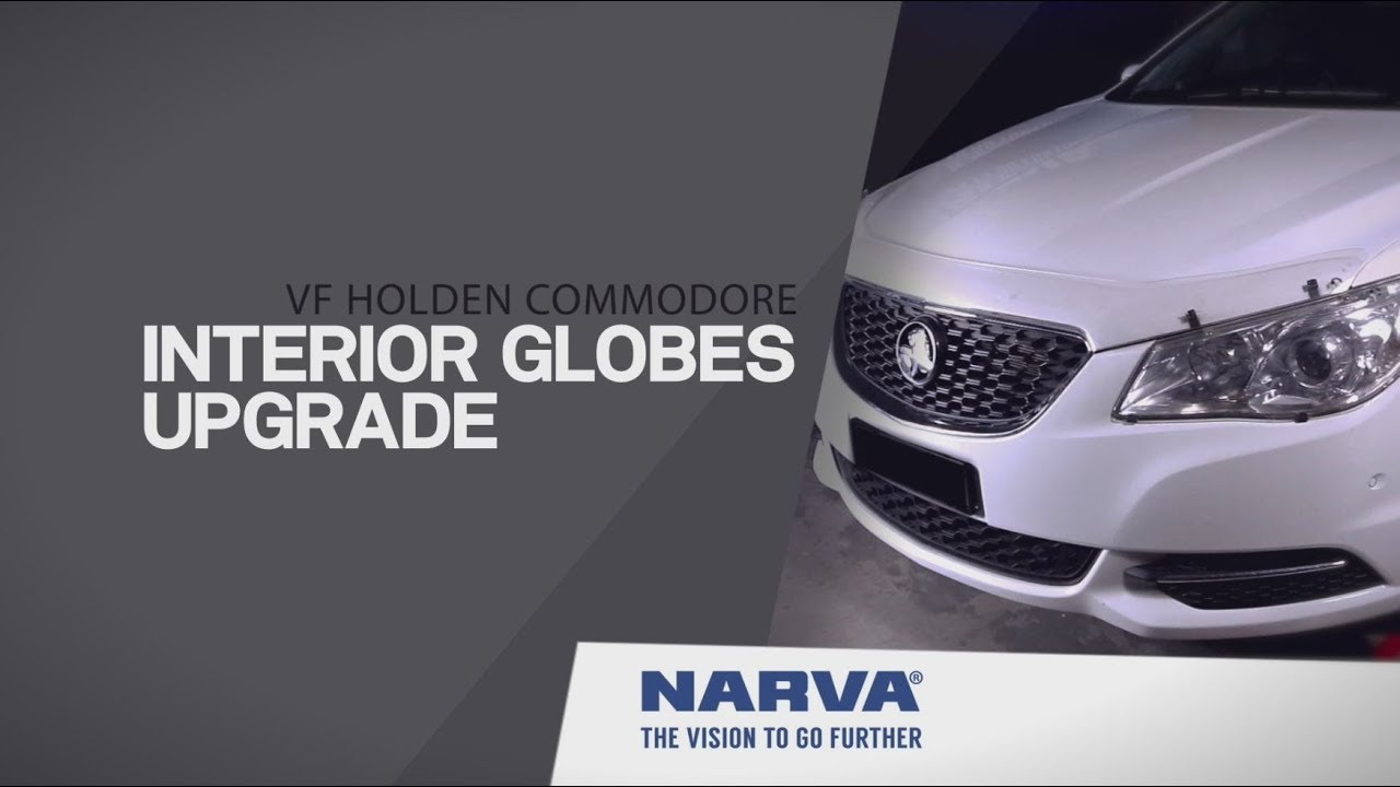 How to Install Interior Globes on a Holden VF Commodore