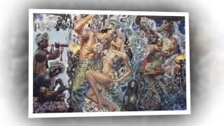 Музыка в живописи Александра Маранова