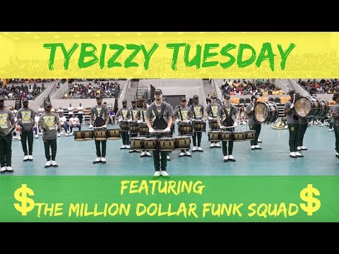 "NSU ""Million Dollar Funk Squad"" 2017"