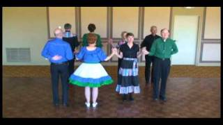 Video Square Dance Lessons - Mainstream Lesson #8