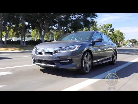 Midsize Sedan - 2017 KBB.com Best Buys
