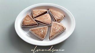 간단하고 쉽게 만들수 있는 no밀가루 아몬드가루로 만든…