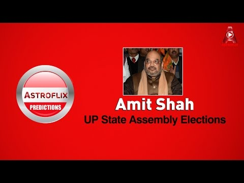 Amit Shah - UP Assembly Elections   Astroflix Predictions