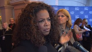oprah winfrey faces backlash over expressing political optimism