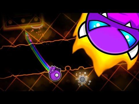 COOL EFFECT?! | 'COSMIC LIGHT' By Dragneel! [EASY DEMON?] | Geometry Dash [2.1] - Dorami