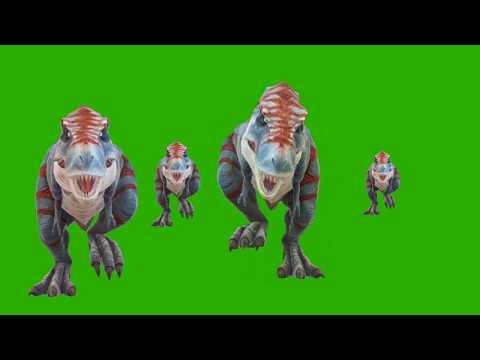 dinosaur-chasing-you-green-screen-video