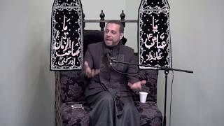 Majlis-e-Aza English 1st Muharram 1439 At Idara-e-Jaferia MD USA 9-22-2017 Br. Hasnain Rajab Ali