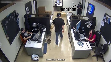 Gas Monkey Garage - Security Cameras Take You Behind the Scenes