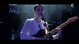 "ANNA CALVI - ""Sing To Me"" - Live Ce soir (ou jamais!)"
