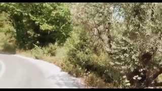 ГРЕЦИЯ: Выхожу из деревни Милиес в Греции... Pelion Greece(Ответы на вопросы http://anzortv.com/forum Смотрите всё путешествие на моем блоге http://anzor.tv/ Мои видео путешествия по..., 2012-08-23T22:01:30.000Z)