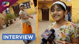 Arsheen Aka Avni Talks About Her Favourite Cartoons