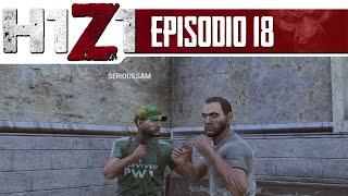 H1Z1 #18 - Duelo com um lobo // NÃO! O jogo travou... // ft. SERIOUSSAMBR