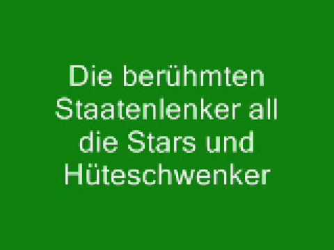 Wicked - Heißgeliebt (Popular) - Karaoke