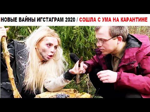 Новые вайны инстаграм   Карина Кросс / Давид Манукян / Ника Вайпер #22