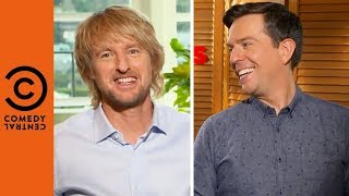 Father Figures   Father Quotes Challenge with Ed Helm & Owen Wilson