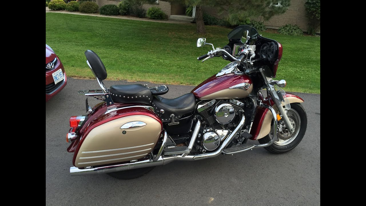 Kawasaki Vulcan Nomad For Sale Canada