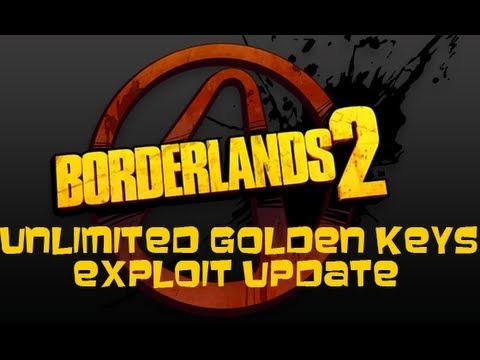 Borderlands 2 - Unlimited Golden Keys on PC Guide **UPDATE** - YouTube