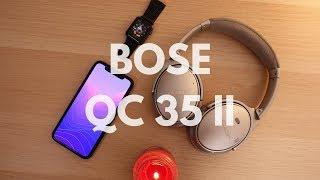 DUE PAROLE sulle Bose QuietComfort 35 II
