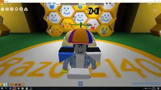 SIMULADOR ROBLOX-ABELHA! Como pegar o ovo o ovo de plástico (simulador de enxame de abelha)