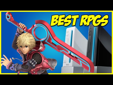 Top 10 Best RPGs On The Nintendo Wii - Wii 100 | Hey Jay!