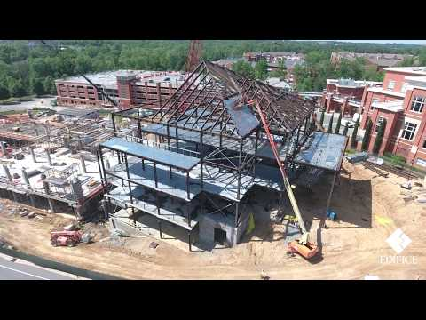 UNC Charlotte's University Recreation Center  |  May 2018