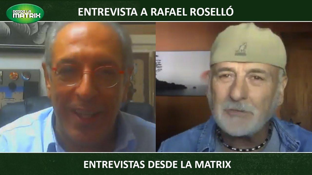 """Emilio Fiel (Miyo) """"Desde la Matrix"""", sobre presente y futuro de la humanidad"""