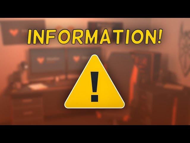 Information Regarding YouTube Channel And Raidborn