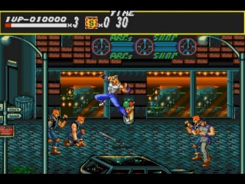 Cgrundertow Streets Of Rage For Sega Genesis Video Game