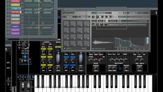 FL Studio ~ Cascada - Last Christmas Instrumental