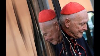 Pope sends 'signal' by defrocking ex-cardinal for sexual abuse