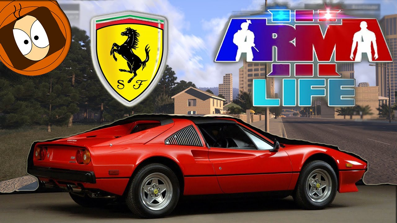 arma 3 life braconnage ferrari 308 circuit top gear. Black Bedroom Furniture Sets. Home Design Ideas