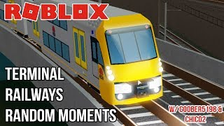 ROBLOX | Terminal Railways (Random Funny Moments)