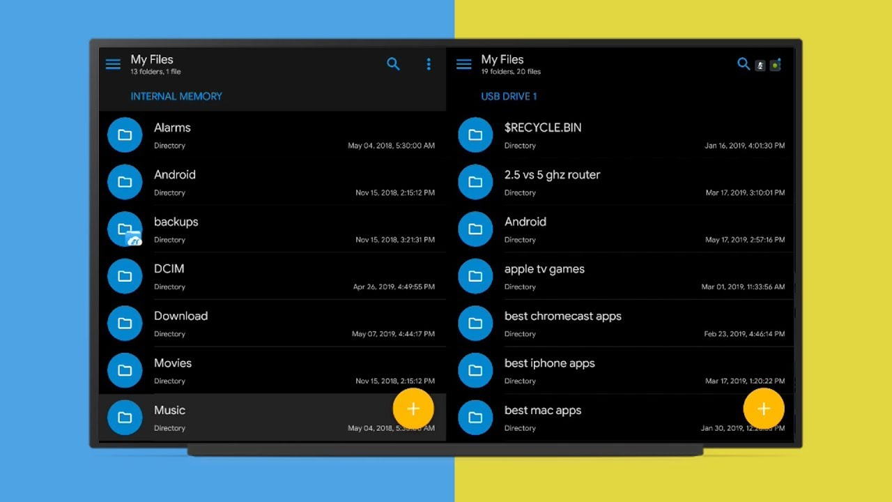 5 Best File Managers for Android TV in 2019
