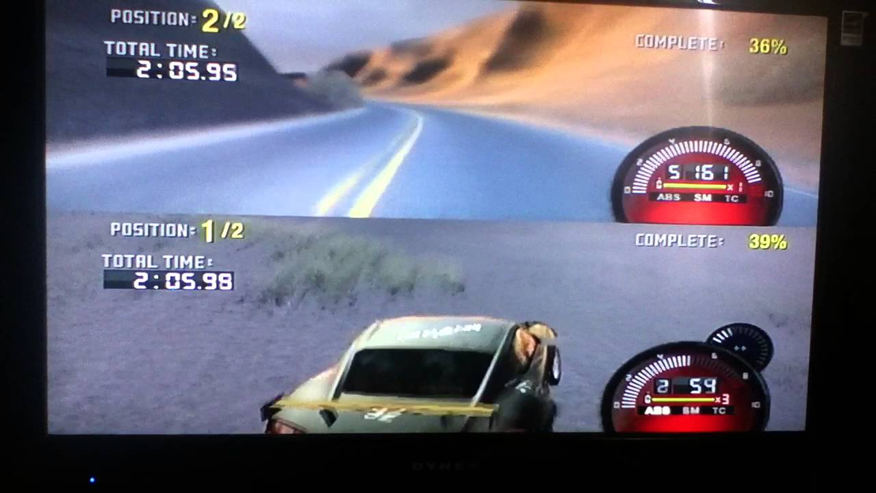 Need For Speed Pro Street 2 Players Youtube