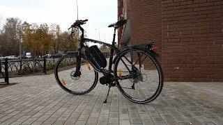 Электровелосипед на 750W с центральным мотором Bafang