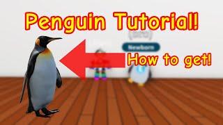 Wie man den Pinguin in Adopt Me bekommt! - ROBLOX Adopt Me Tutorial