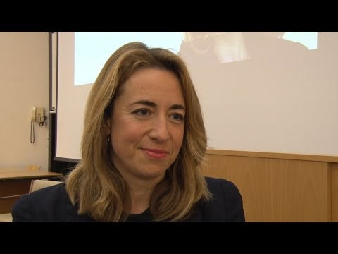 Katharine Viner, Editor in Chief Guardian News and Media