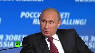 Путин: Только так можно сохранить территориальную целостность Украины
