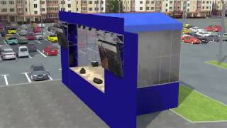 видео Профессиональное световое оборудование для сцены, клуба, актового зала