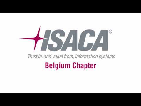 ISACA Belgium NY event 27 January 2017 in Brussels