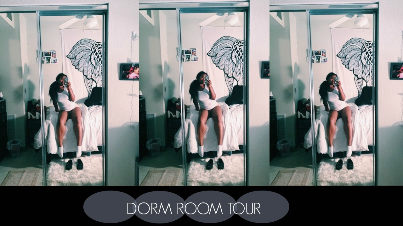 CLARK ATLANTA UNIVERSITY DORM TOUR Part 46