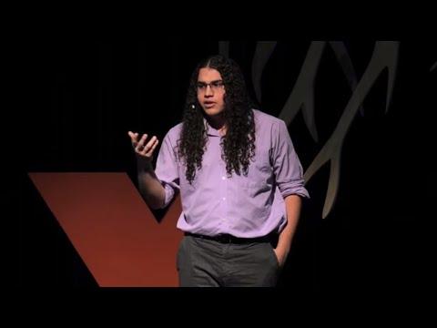 Native Men Are Being Raped | Nico Juárez | TEDxOU