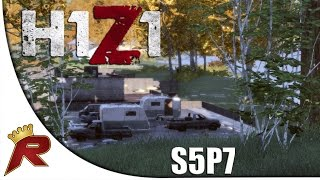 """H1Z1 Gameplay - S5P7: """"Sniped Eight People?!"""" (Early Access)"""