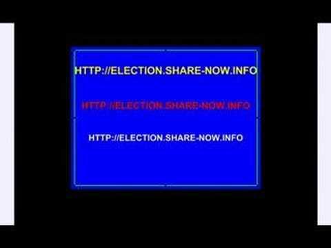 2008 Usa Presidential Election