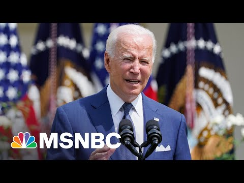 Biden Marks Anniversary Of Americans With Disabilities Act