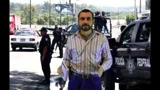 Policias NO tienen derecho investigarte nada mas por antojo - Articulo 21 Constitucion Mexicana